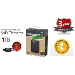 Paket Harddisk HDD Bluray 3D SBS 1TB - Garansi 3 Tahun