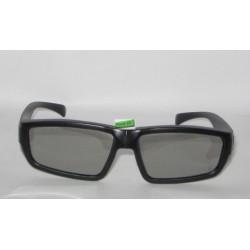 Kacamata 3D Polarized Lens untuk LG SONY TV 3D Passive / Blitz Megaplex Bioskop + BOX