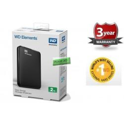Paket Harddisk HDD Bluray 3D SBS 2TB Tanpa Adaptor - Garansi 3 Tahun