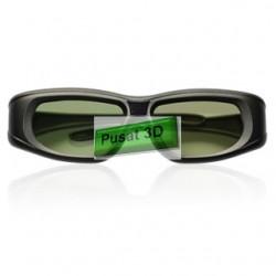 Kacamata 3D Active Shutter Glasses untuk Samsung, Sony, Toshiba, Sharp, Panasonic, Changhong