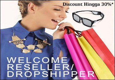 Reseller Dropshipper Welcome